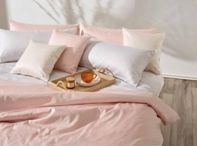 Vorschaubild curt bauer bettwaesche mellow damast rosewood
