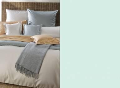 Vorschaubild curt bauer bettwaesche uni-mako-satin silberjade