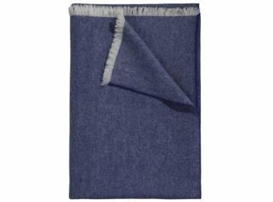 Vorschaubild curt bauer plaid blau