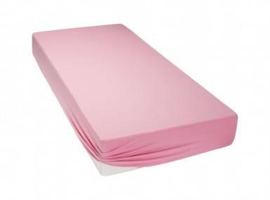 Vorschaubild curt bauer spannbettlaken-jersey-pink