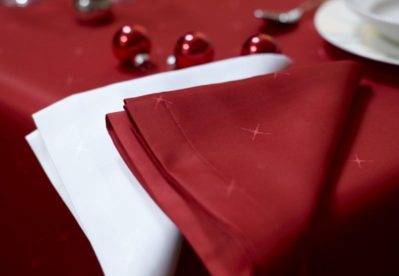 Neu bei uns im Shop: Curt Bauer Tischwäsche für alle gängigen Tischformen